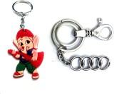 Ezone Stylic Metal Audi Locking & Rubber...
