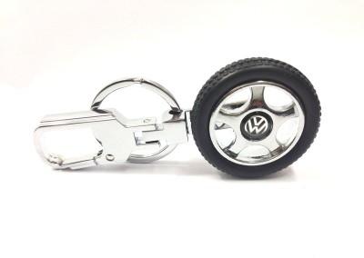 Kairos Volkswagen Tyre Rotary Wheel Key Chain