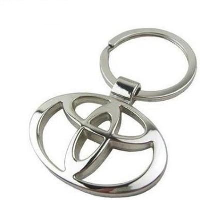 TAG3 Toyota Car Metal Logo Key Chain