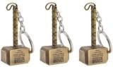 Confident Golden Color Hammer Metal Pack...