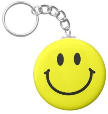 Chainz Cute Smiley Key Chain