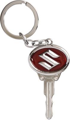 Oyedeal Suzuki Key Shape Metal KYCN1746 Key Chain