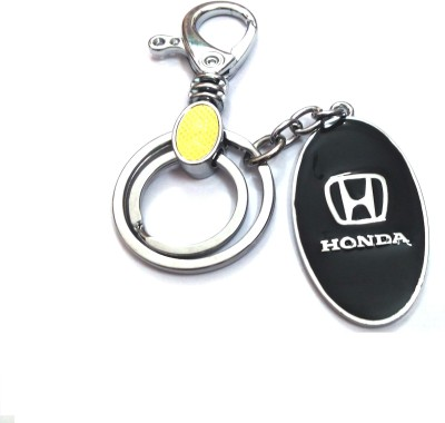 Ezone Powerfull Metal Honda Locking Key Chain