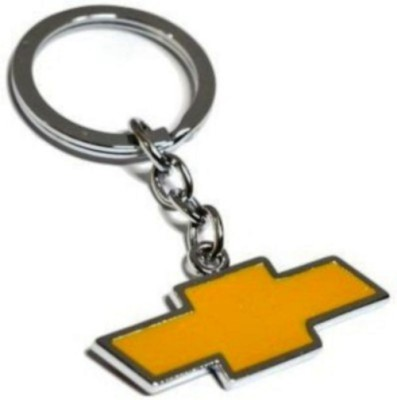 Turban Toys Chevrolet chrome plated metal KeyChain Key Chain