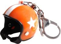 Dealfinity Cruiser Bike Helmet DKYCN2119 Locking Key Chain(Multicolor)