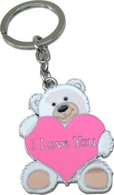 Brndey I Love You Teddy bear Key Chain