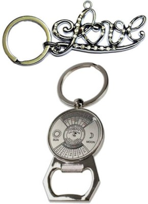 Alexus Love And Calender Key Chain