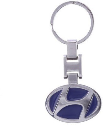 Ezone Hyundai Car logo Key Chain