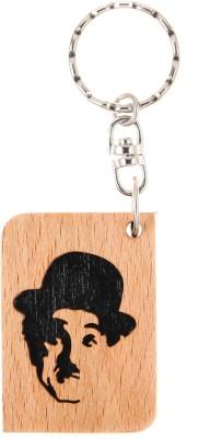 JM Charlie Chplin Key Chain