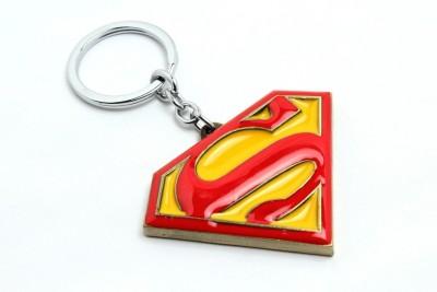 SRPC Superman Metal Logo Key Chain
