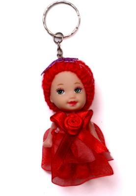 JDK Cute Baby Girl Design-2 Key Chain