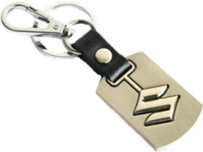 Amor Suzuki Metal Logo Key Chain Locking Key Chain