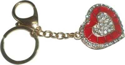 ShopeGift Fashion Jewellery Unique Heart Locking Key Chain
