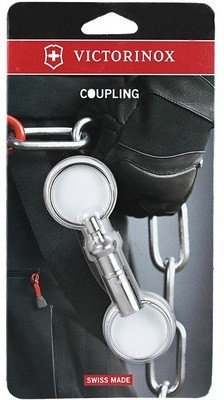 Victorinox Simple Coupling With Blister(4.1835.B) Locking Key Chain