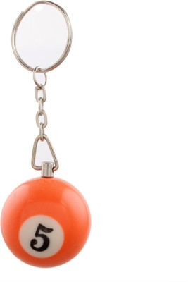 JLT Lucky Number 5 Key Chain