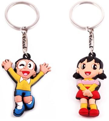 VeeVi Shizuka & Nobita Best Friend Key Chain