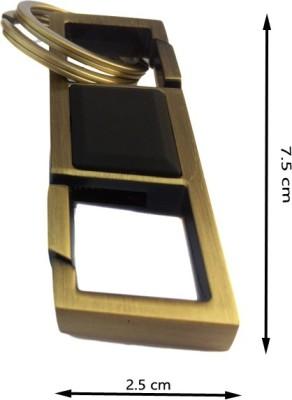 CS Innovativly Yours metal hook carbiner Locking Key Chain