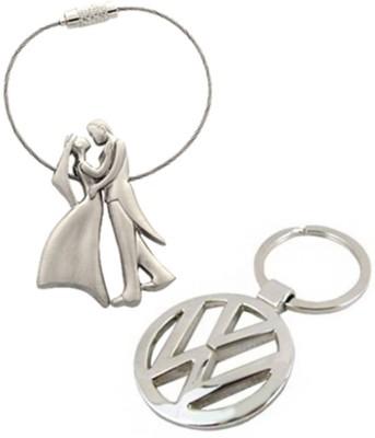 Alexus Couple And Suzuki Key Chain