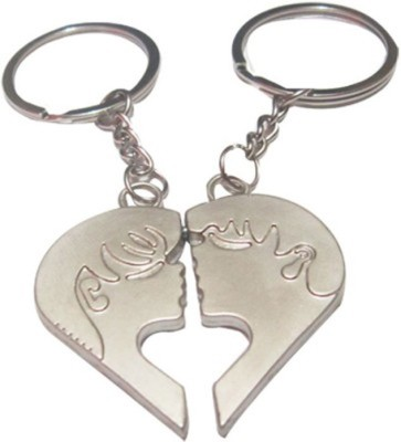 ShopeGift Kissing Face Key Chain