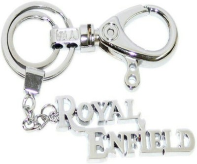 FCS Royal Enfields Hooks Locking Key Chain