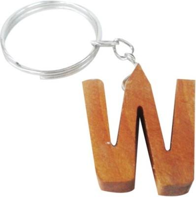 Tarun Industries Alphabet W Key Chain