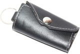 Aura Faux Leather Small Pouch Locking Ke...