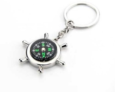 Madhuraj Anchor Sailor Compass Key Chain
