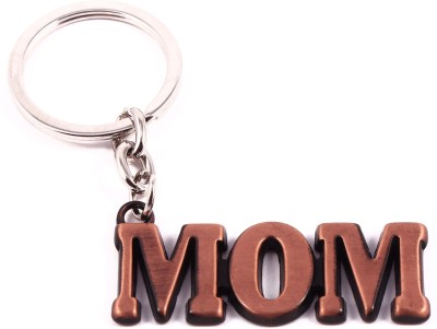 VeeVi Copper I Love Mom Key Chain