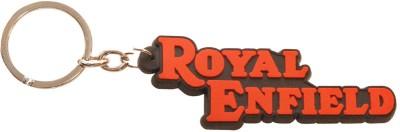 Phoenix Royal Enfield Silicon Key Chain