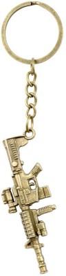 Chainz Metal Machine Gun 0165 Key Chain