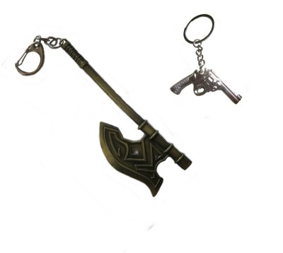 Optimum Deal Cute Sword Metal (SM7) Key Chain