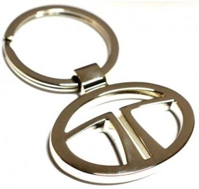 Prime Traders Tata Emblem Car Logo Locking Key Chain