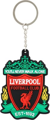 Techpro Singlesided Liverpool Key Chain