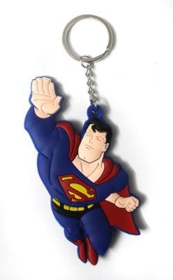ABZR ABZR New Superman Keychain Superhero Key Chain