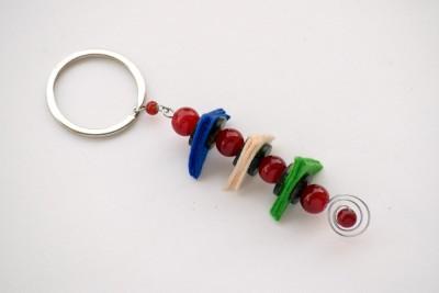 kanhai Balancing Act Keychain Key Chain
