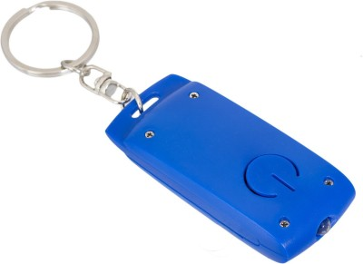 Gadge Classey With Led Torch Blue Key Chain