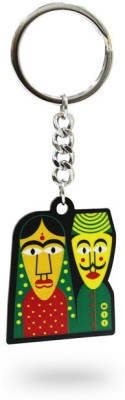 Mad(e) in India Puppet Key Chain