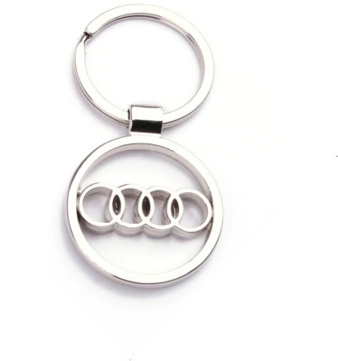 GCT Audi Logo Metal Key Chain