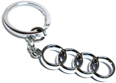 Anishop Audi Logo Key Chain