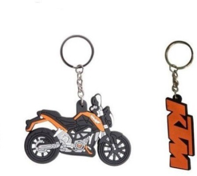 Ezone Duke And KTM Key Chain
