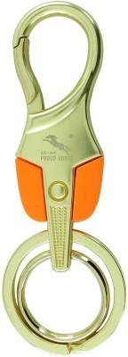 VeeVi Unique Proud Horse Hook Key Chain Locking Carabiner