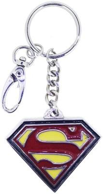 Warner Bros. WB Keychain Superman Epoxy N 480 Locking Key Chain