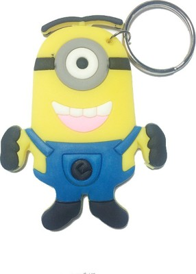 AB Posters Dispicable Me Minions (B) Key Chain