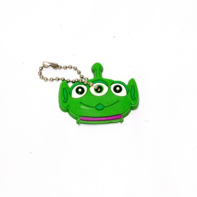 AA Retail Little Green Man Alien Key Chain