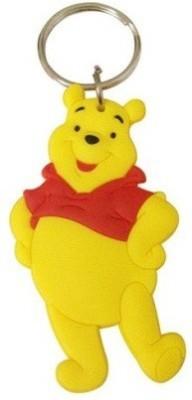 ABZR ABZR Winnie the Pooh Rubber KeyChain Key Chain