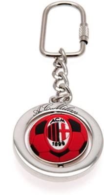 A.C. Milan Spinner Keyring FB Key Chain