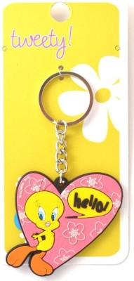 Warner Bros WB Tweety Heart R 254 Key Chain