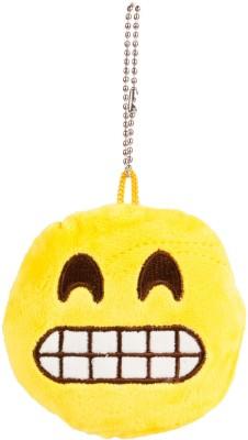 The Crazy Me Emoji Oops Key Chain