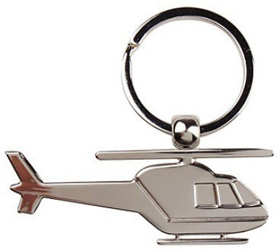 i-gadgets Metal Helicopter Key Chain