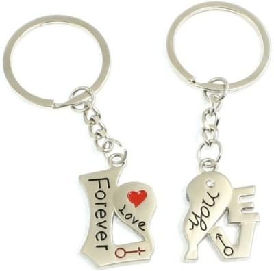 Anishop Valentine Forever Love Key Chain